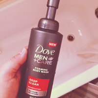 Dove Men+Care Clean Comfort Foaming Body Wash uploaded by Hazim A.
