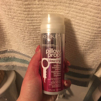Photo of Redken Pillow Proof Blow Dry Express Treatment Primer uploaded by Shalyn B.