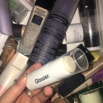 Photo of Glossier Haloscope Highlighter uploaded by Annie M.