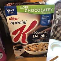 Special K® Kellogg's Chocolatey Delight Cereal uploaded by Mia R.