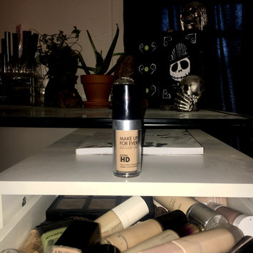 Photo of MAKE UP FOR EVER Ultra HD Foundation uploaded by Annie M.