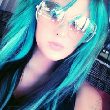 Photo of Ion Color Brilliance Brights Semi-Permanent Hair Color Aqua uploaded by Nikki M.