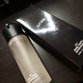 Photo of MAC Prep + Prime Fix+ uploaded by Joy-Sahai B.