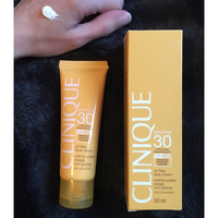 Clinique Broad Spectrum SPF 30 Sunscreen Oil-Free Face Cream uploaded by Stephanie R.