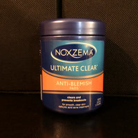 Noxzema Ultimate Clear Anti-Blemish Pads uploaded by Dan B.