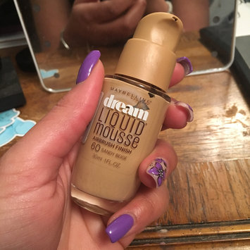 Photo of Maybelline Dream Liquid® Mousse Foundation uploaded by Whitney Z.