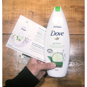 Photo of Dove Go Fresh Cool Moisture Body Wash uploaded by Alexandra P.