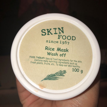 Photo of Skinfood - Rice Mask Wash Off 100g uploaded by Monica P.