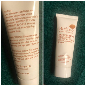 Photo of Befine Exfoliating Cleanser with Almond & Brown Sugar & Oats uploaded by Ely S.