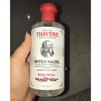 Photo of Thayers Alcohol-Free Rose Petal Witch Hazel Toner uploaded by yousra &.
