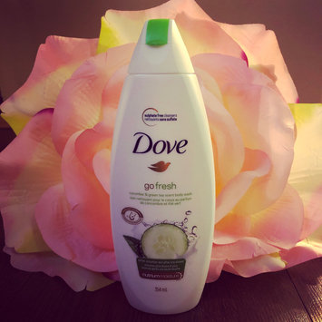 Photo of Dove Go Fresh Cool Moisture Body Wash uploaded by Mandy C.