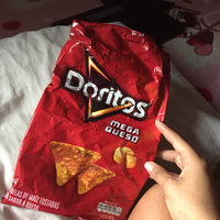 Doritos®  Nacho Cheese Flavored Tortilla Chips uploaded by Angie G.