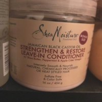 SheaMoisture Jamaican Black Castor Oil Strengthen, Grow & Restore Leave-In Conditioner uploaded by Amanda💋 M.