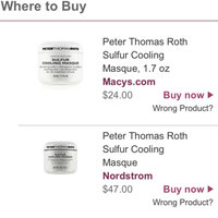 Peter Thomas Roth Sulfur Cooling Masque uploaded by Jennifer J.