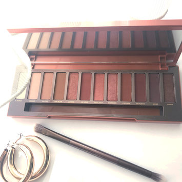 Photo of Urban Decay Naked Heat Eyeshadow Palette uploaded by Zeynep O.
