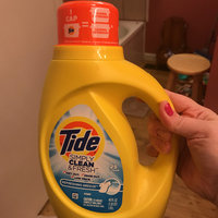 Tide Simply Clean And Fresh Liquid Refreshing Breeze Laundry Detergent uploaded by Stacy A.