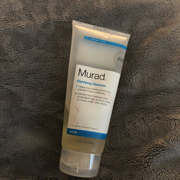 Photo of Murad Time Release Blemish Cleanser uploaded by KayLeigh L.