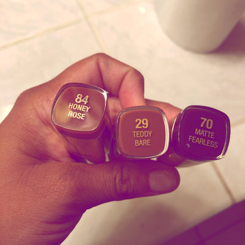Photo of Milani Matte Color Statement Lipstick uploaded by Caitlin c.