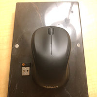Logitech M187 Cordless Mini Mouse - Black (910-002720) uploaded by Hannah H.