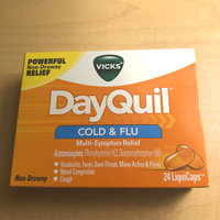 DayQuil™ Cold & Flu Relief LiquiCaps™ uploaded by Hannah H.