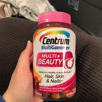 Centrum® MultiGummies® Multi + Beauty uploaded by Amy G.
