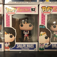 SAILOR MOON - SAILOR MARS (VFIG) by FUNKO POP ANIME: uploaded by Tee M.