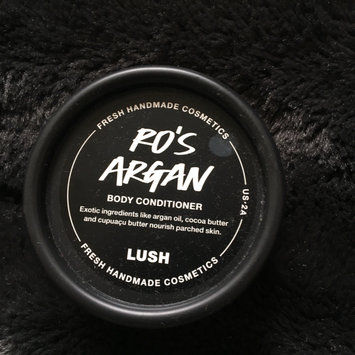 Photo of LUSH Ro's Argan Body Conditioner uploaded by Stephanie R.