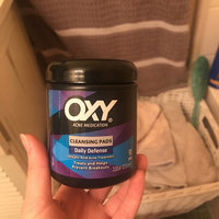 Oxy Acne Medication Daily Defense Cleansing Pads - 90 CT uploaded by Malori M.