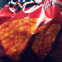 Doritos®  Nacho Cheese Flavored Tortilla Chips uploaded by Diana R.