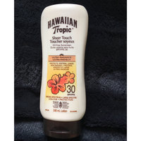 Hawaiian Tropic® Sheer Touch Ultra Radiance Lotion Sunscreen SPF 30 uploaded by Stephanie R.
