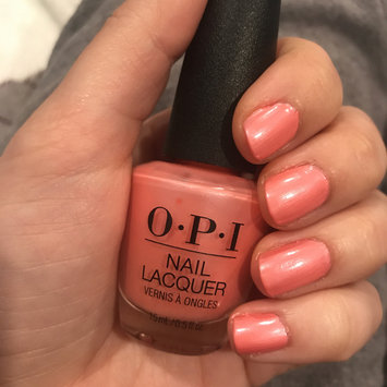 Photo of OPI Nail Lacquer uploaded by Diana K.