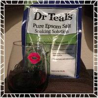 Dr Teal's Eucalyptus Epsom Salt Soaking Solution uploaded by Jennifer I.