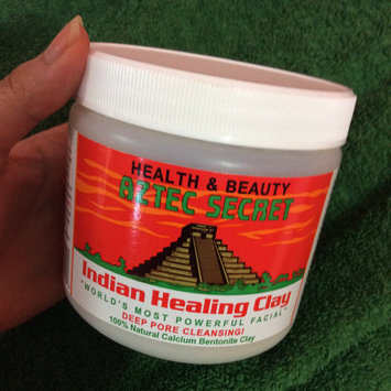 Photo of Aztec Secret Indian Healing Clay Deep Pore Cleansing uploaded by Thalia G.