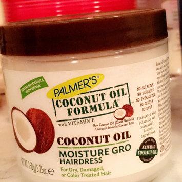 Photo of Palmer's Coconut Oil Formula Moisture Gro Shining Hairdress with Vitamin E 8.8-oz. uploaded by Sara B.