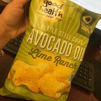 Good Health Natural Foods Olive Oil Potato Chips Rosemary uploaded by Aurangel D.
