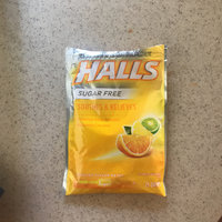 HALLS Honey Lemon Cough Menthol Drops uploaded by Malori M.