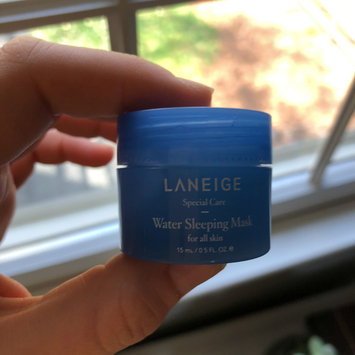 Photo of LANEIGE Water Sleeping Mask uploaded by KayLeigh L.