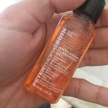Photo of Peter Thomas Roth Anti-Aging Cleansing Gel uploaded by Mashal A.