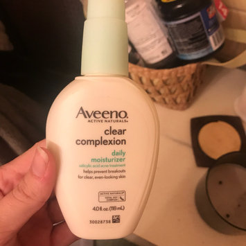 Photo of Aveeno® Clear Complexion Daily Moisturizer uploaded by Malori M.