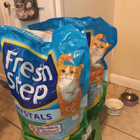 Fresh Step Crystal Cat Litter - 8 lb. uploaded by Katie P.