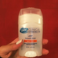 Secret Clinical Strength Smooth Solid Women's Antiperspirant & Deodorant Sport Fresh uploaded by Corina P.