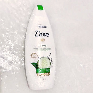 Photo of Dove Go Fresh Cool Moisture Body Wash uploaded by Charissa M.