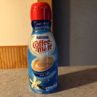 Coffee-mate  Liquid Coffee Creamer French Vanilla uploaded by Kayla H.