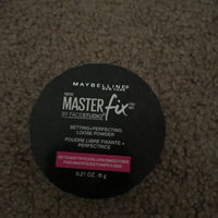 Maybelline Facestudio® Master Fix™ Setting + Perfecting Loose Powder uploaded by Rosanna B.