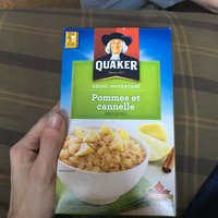 Quaker Life® Apples & Cinnamon Instant Oatmeal uploaded by Gates S.