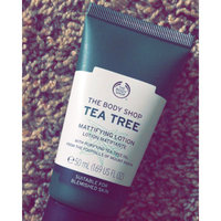 THE BODY SHOP® Tea Tree Mattifying Lotion uploaded by Chrys T.