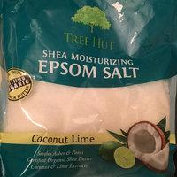 Tree Hut Coconut Lime Shea Moisturizing Epsom Salt uploaded by Melissa M.