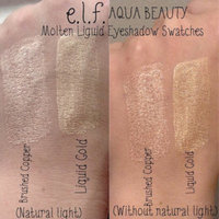 e.l.f. Aqua Beauty Molten Liquid Eyeshadow uploaded by Jessica N.