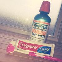 TheraBreath Fresh Breath Oral Rinse, Invigorating Icy Mint, 16 oz uploaded by Samantha M.