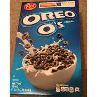 Post® Oreo® O's Cereal uploaded by Angie G.